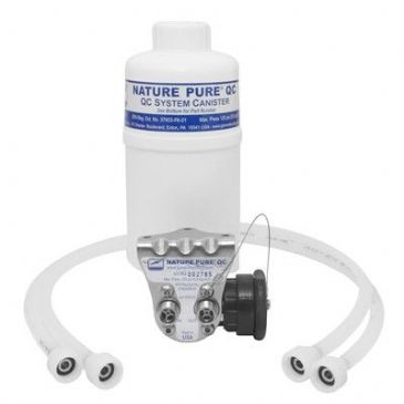 General Ecology NATURE PURE® RS2QC DRINKING WATER SYSTEM